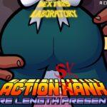 Dexter's Laboratory - Action Skank Porn Comic