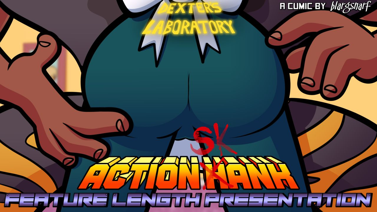 Dexter's Laboratory - Action Skank Porn Comic