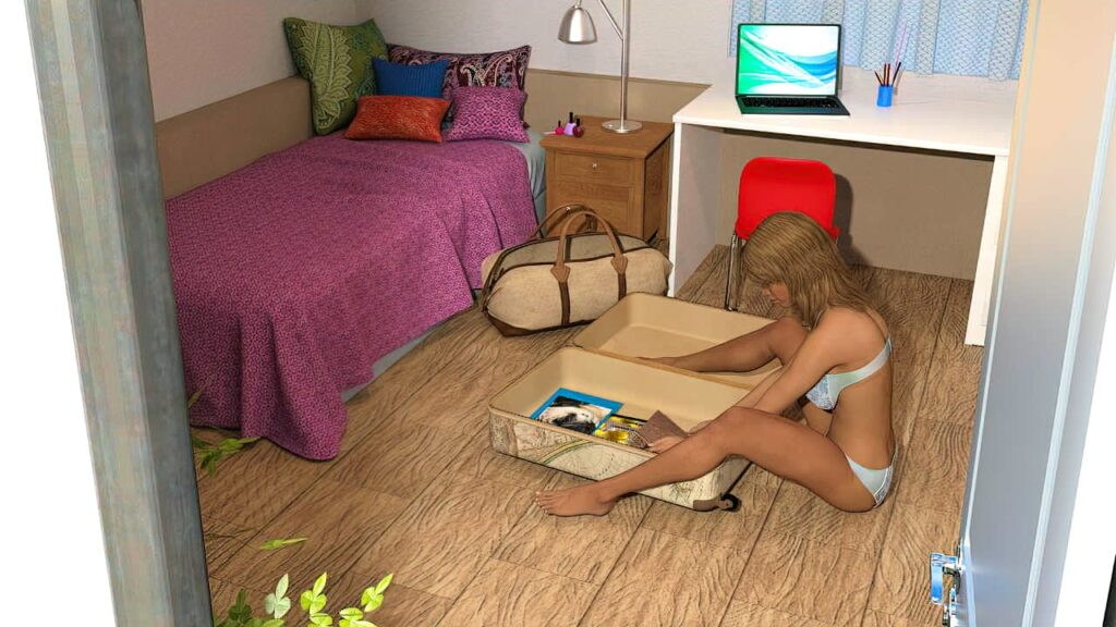 Babysitter New 3D Porn Game Download