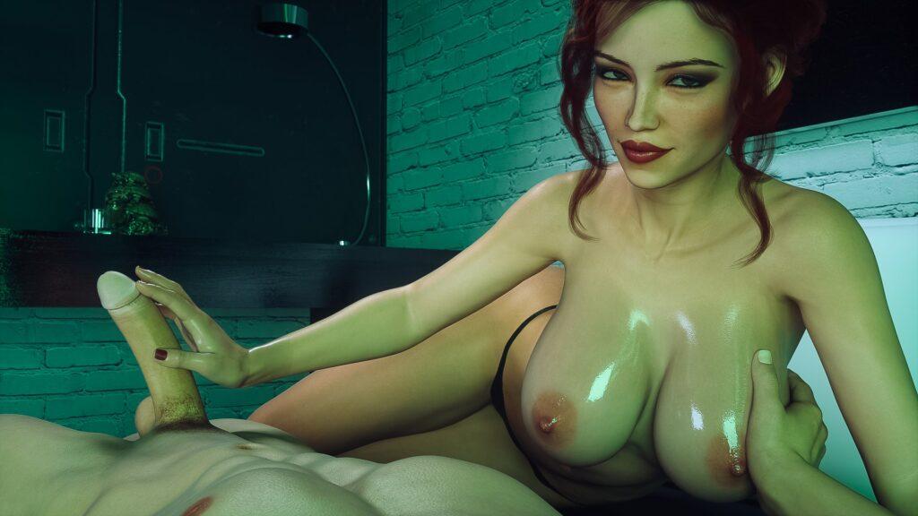 City of Broken Dreamers - Mobile Sex Games