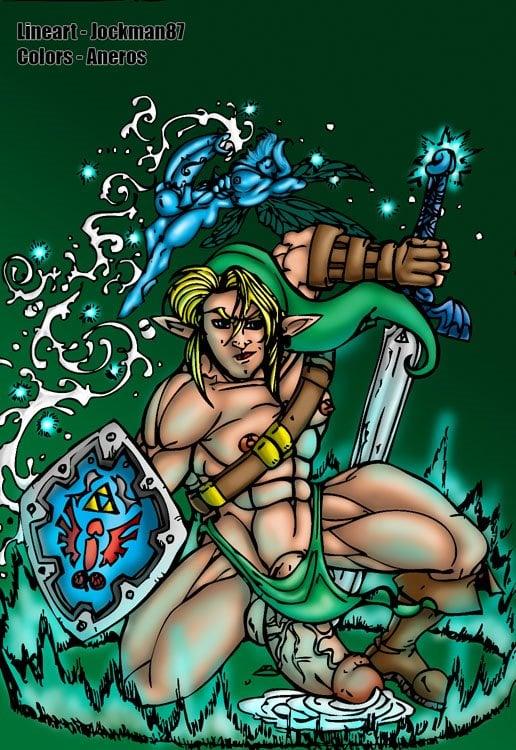 Cockarina Of Time- The Legend Of Zelda Porn Comics