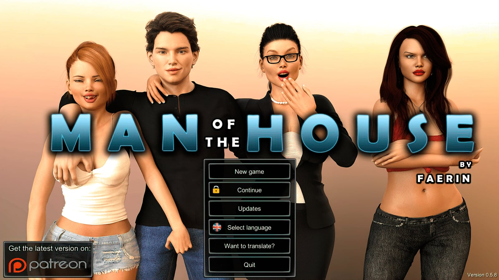 Man of the House Download