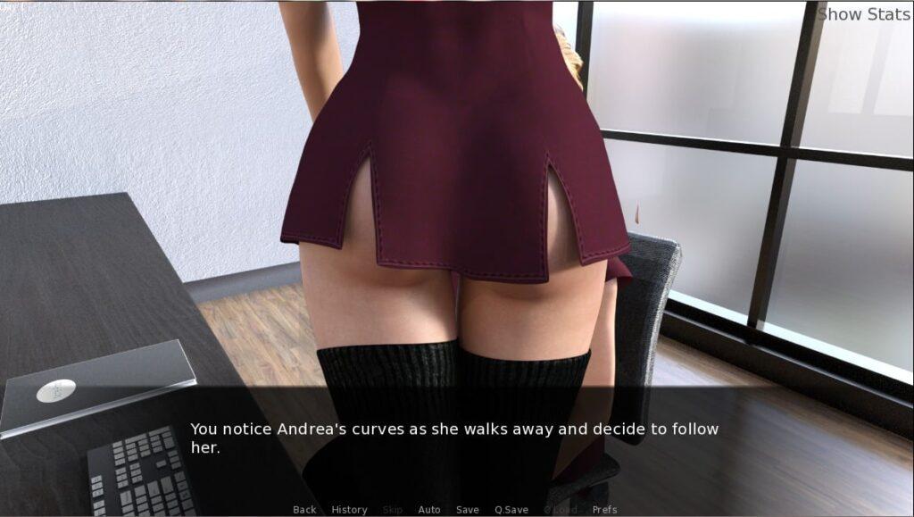 dreaming of dana sex game 4