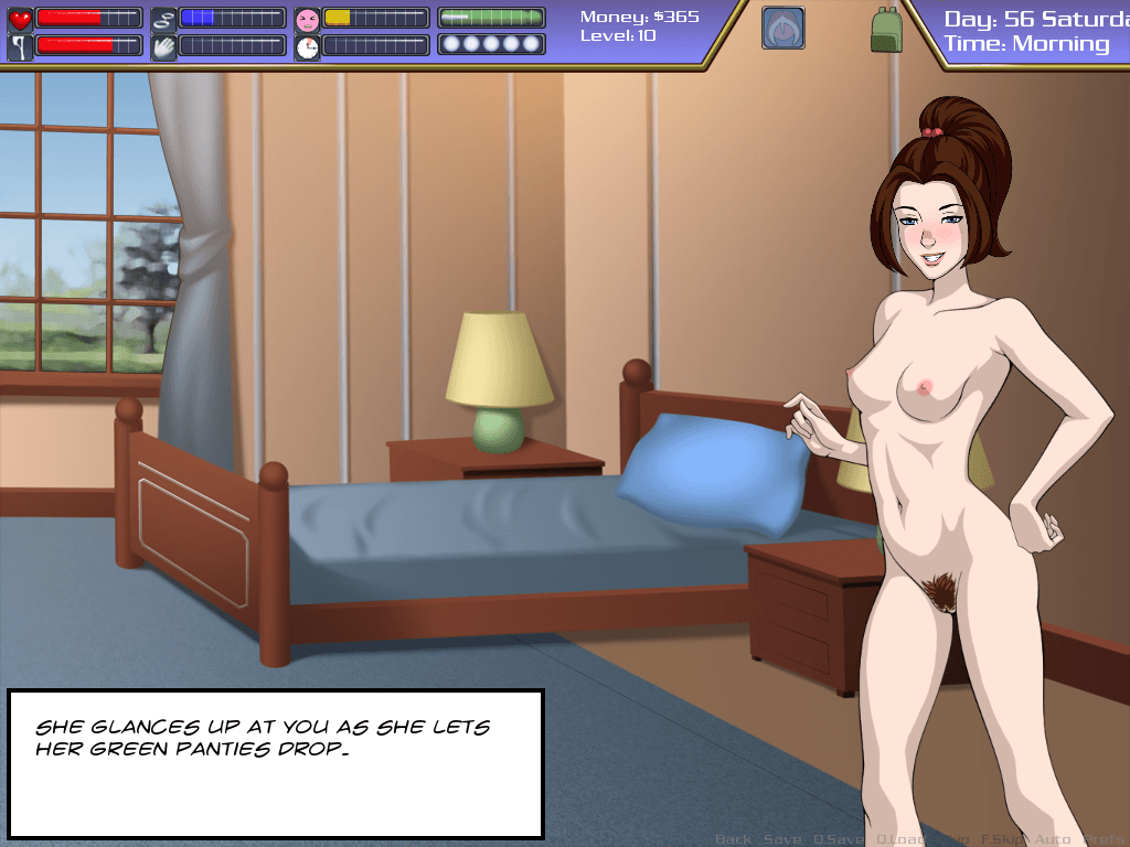 rogue like evolution milf game 2