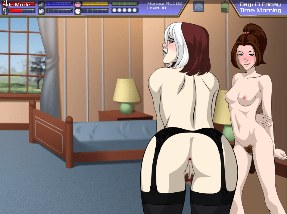 rogue like evolution milf game 3