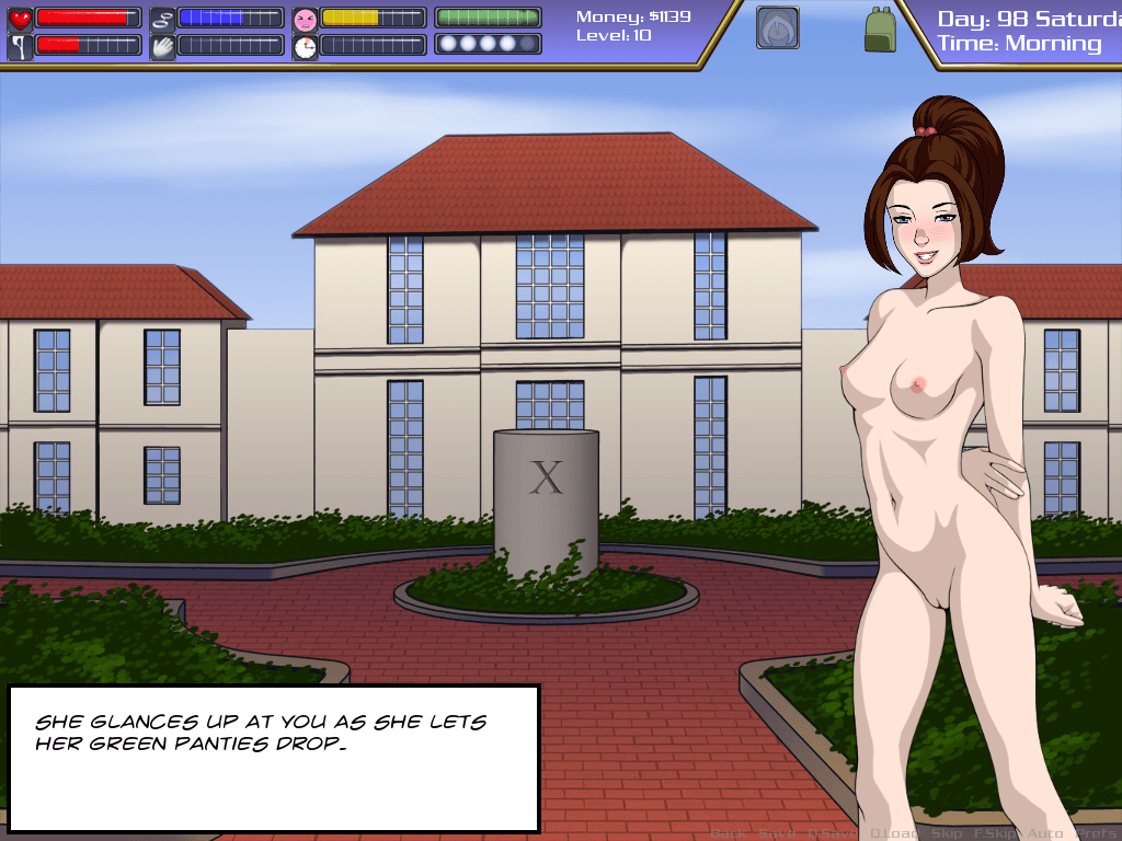 rogue like evolution milf game 4