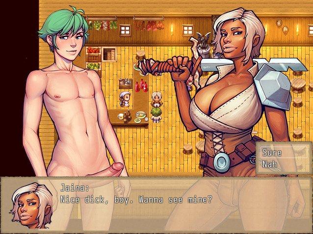warlock and boobs porn game 1