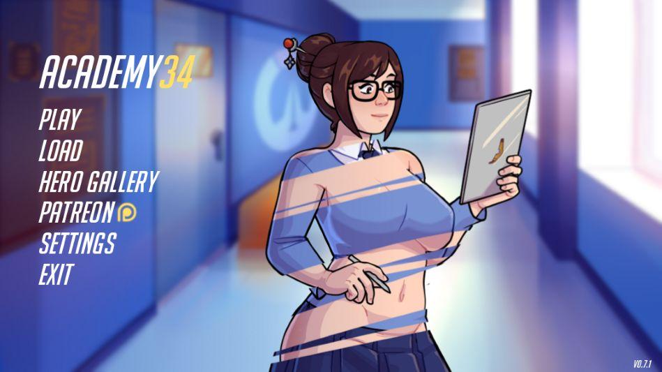 Academy34 Porn Game 1