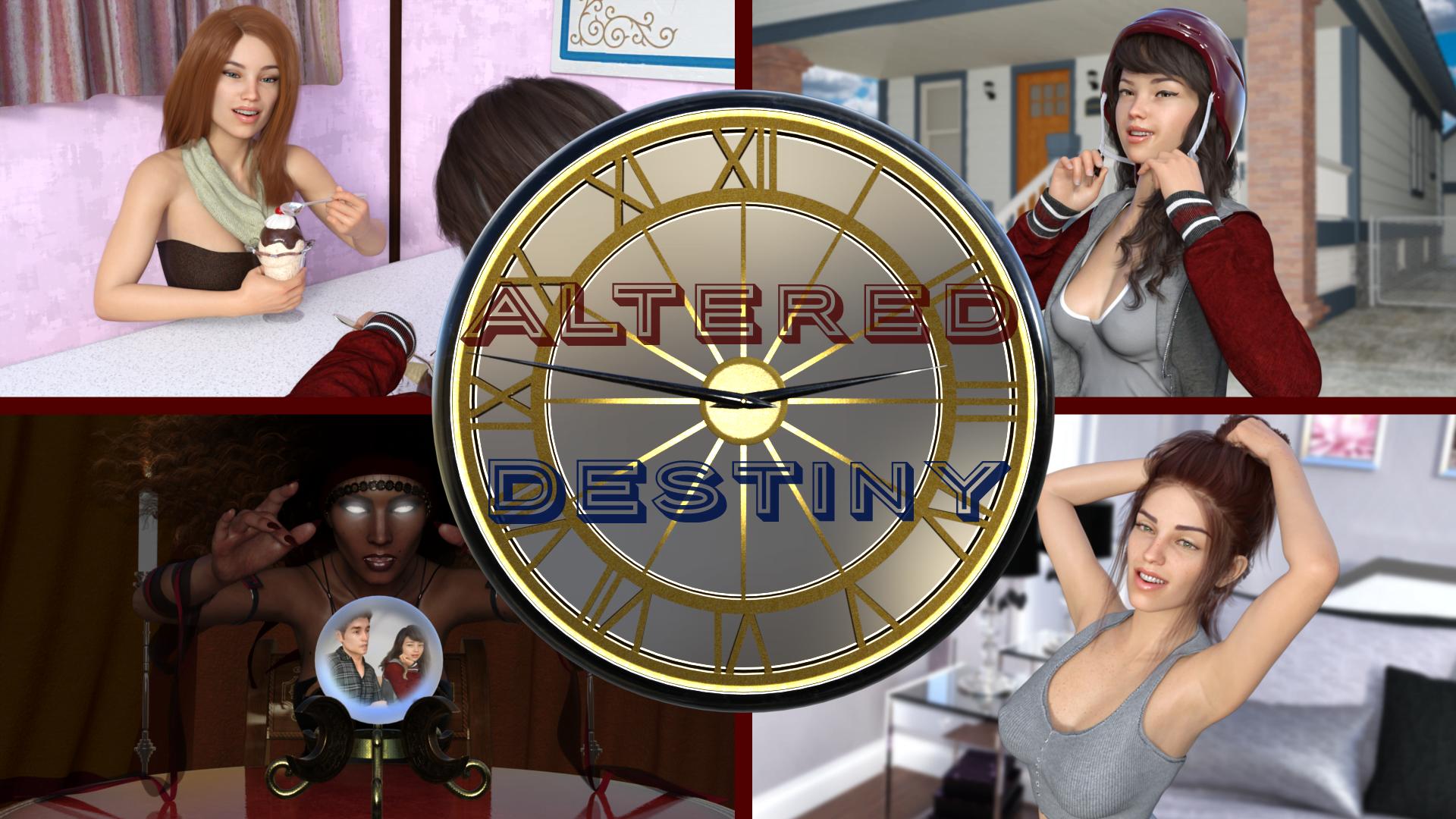 Altered Destiny Porn Game 5