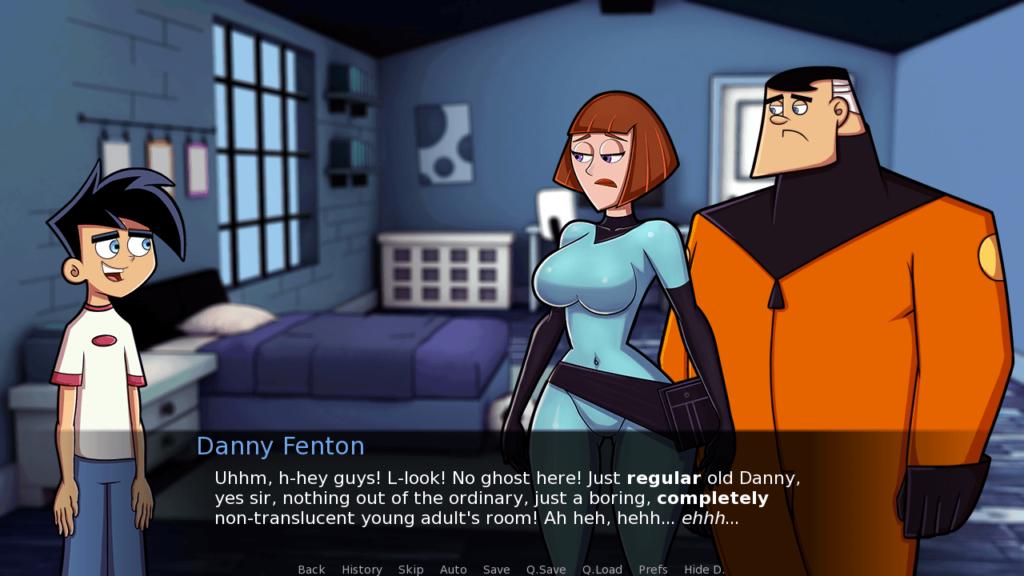 Amity Park Sex Game 2