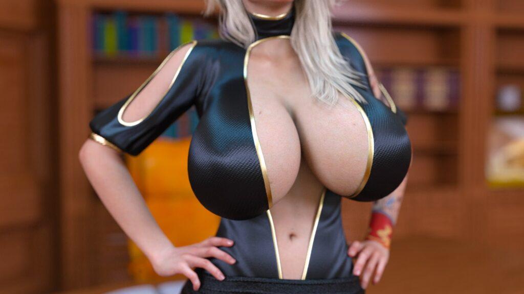Badhero Porn Game 7
