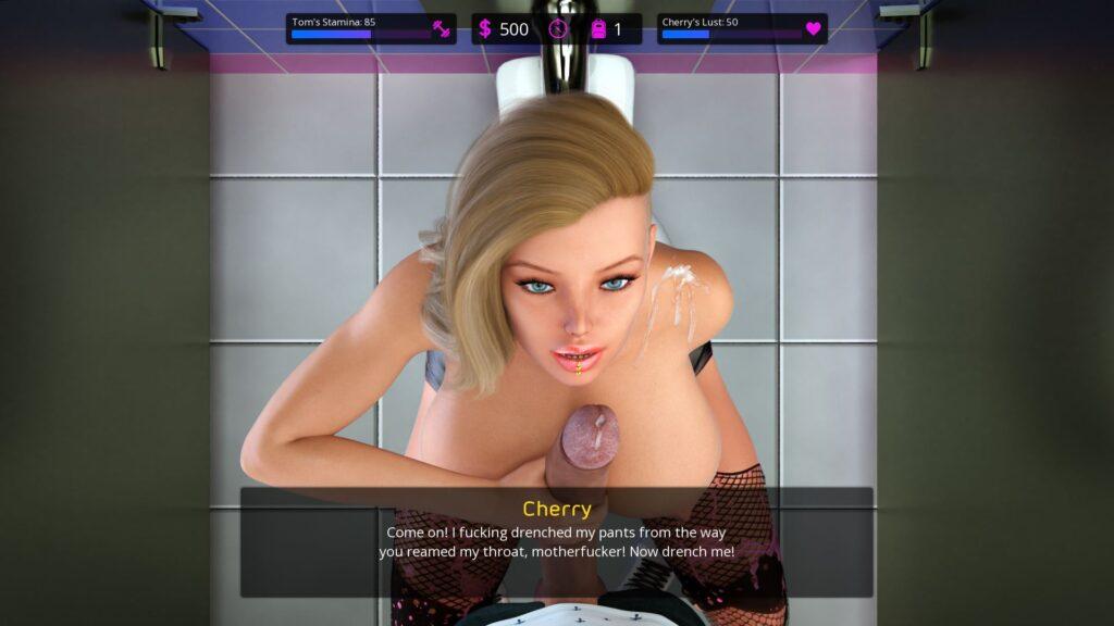Bimbo High Sex Game 3