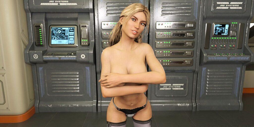 Cybergenic1 Prequel Sex Game 3