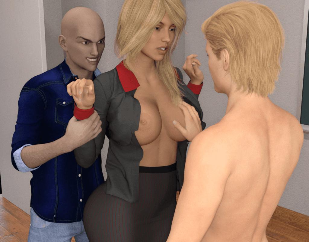 Elenas Life Elenas Life Porn Game 5