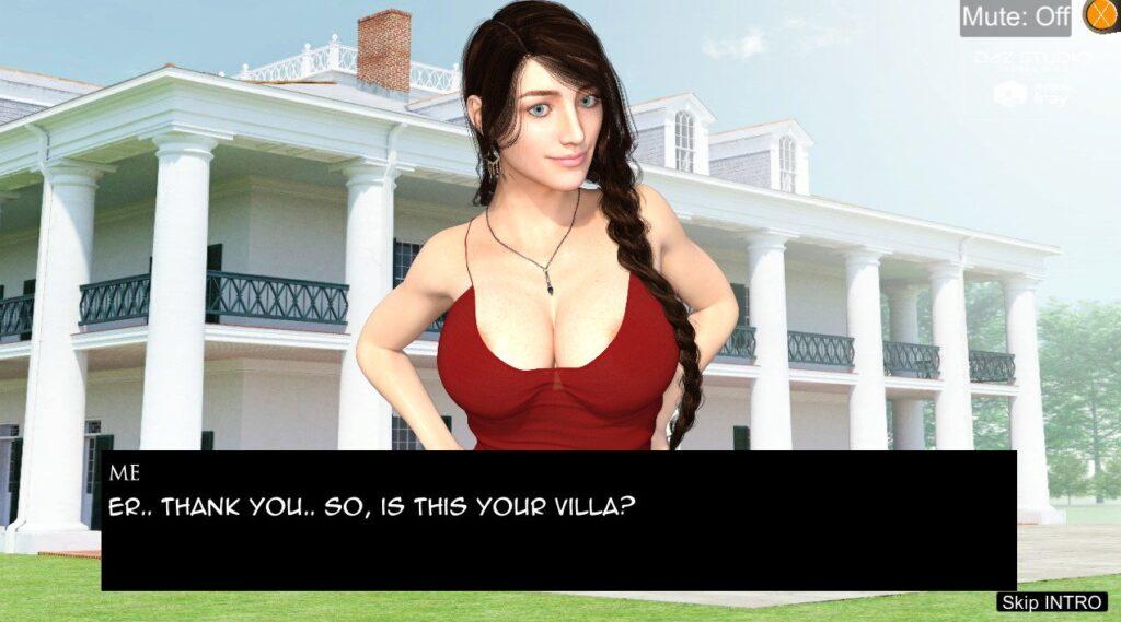 Harem Villa Porn Game 1