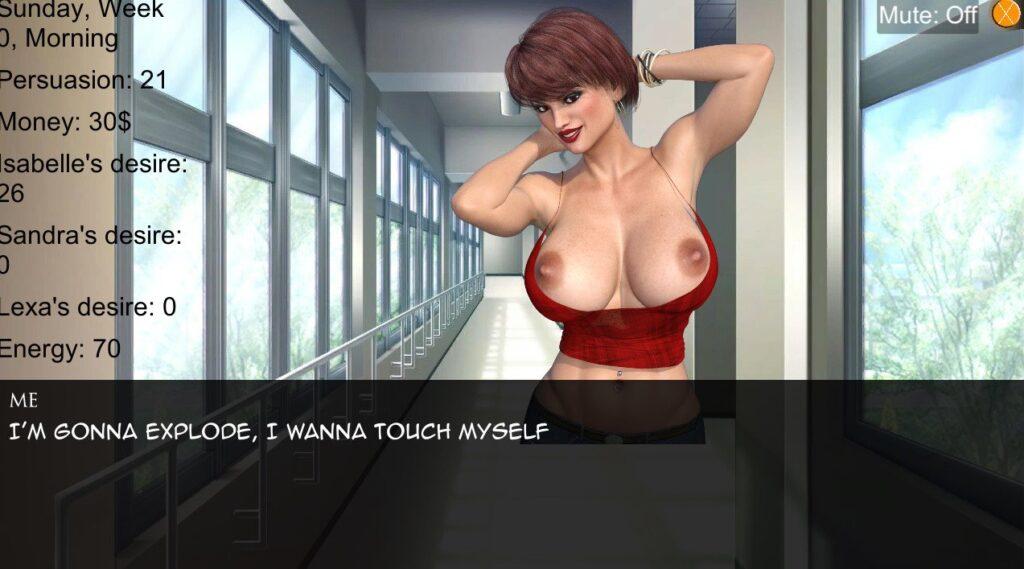 Harem Villa Porn Game 3