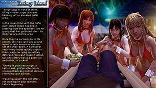Interns Of Ecstasy Island Porn Game 3