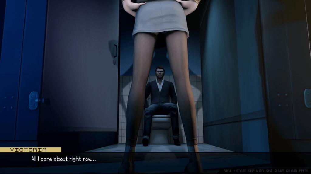 Strange Nights Porn Game 2