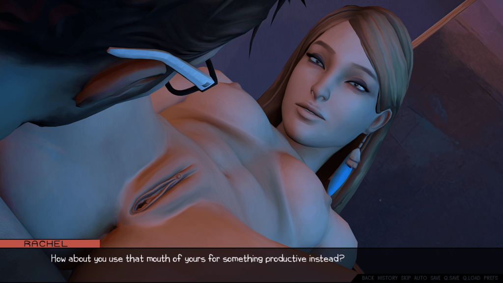 Strange Nights Porn Game 4