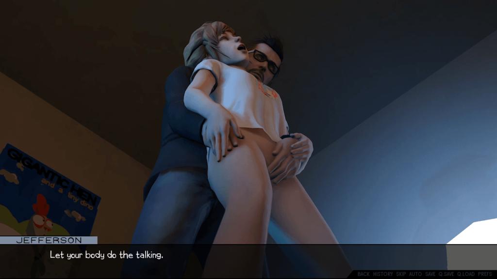 Strange Nights Porn Game 7