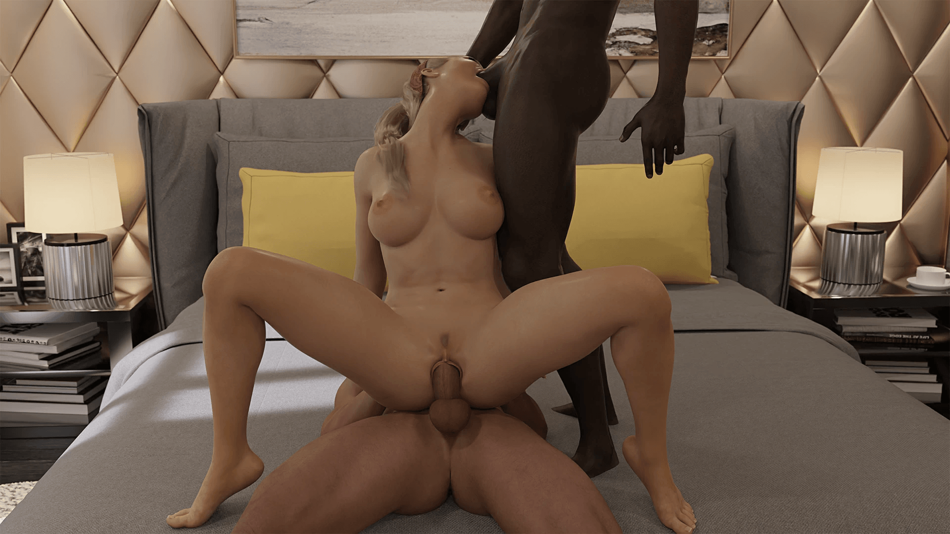 The Adventurous Couple Porn Game 3