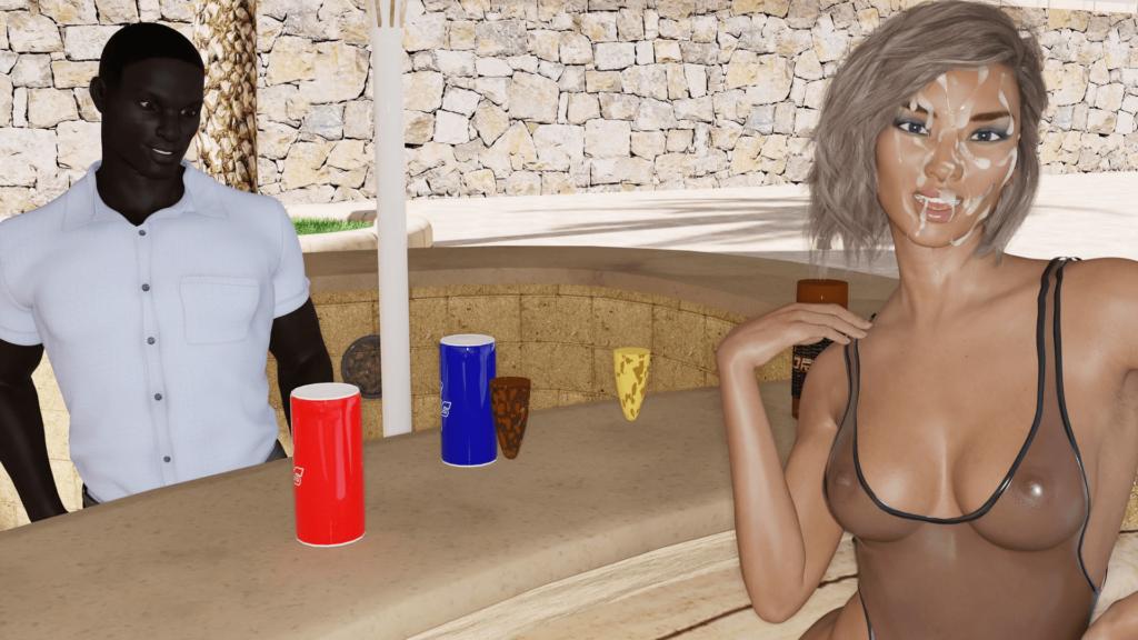 The Adventurous Couple Porn Game 4