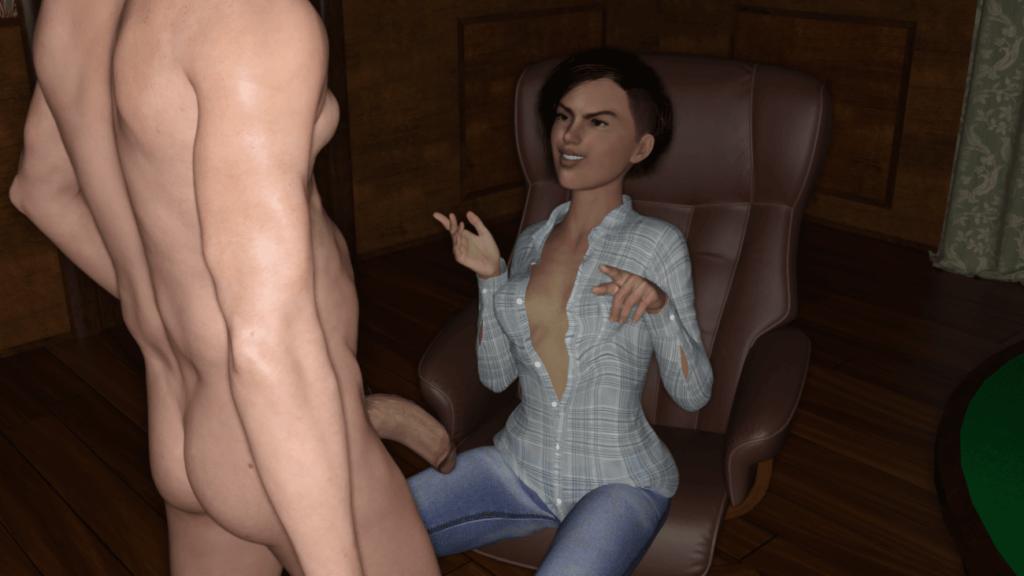 The Professor Sex Game 7