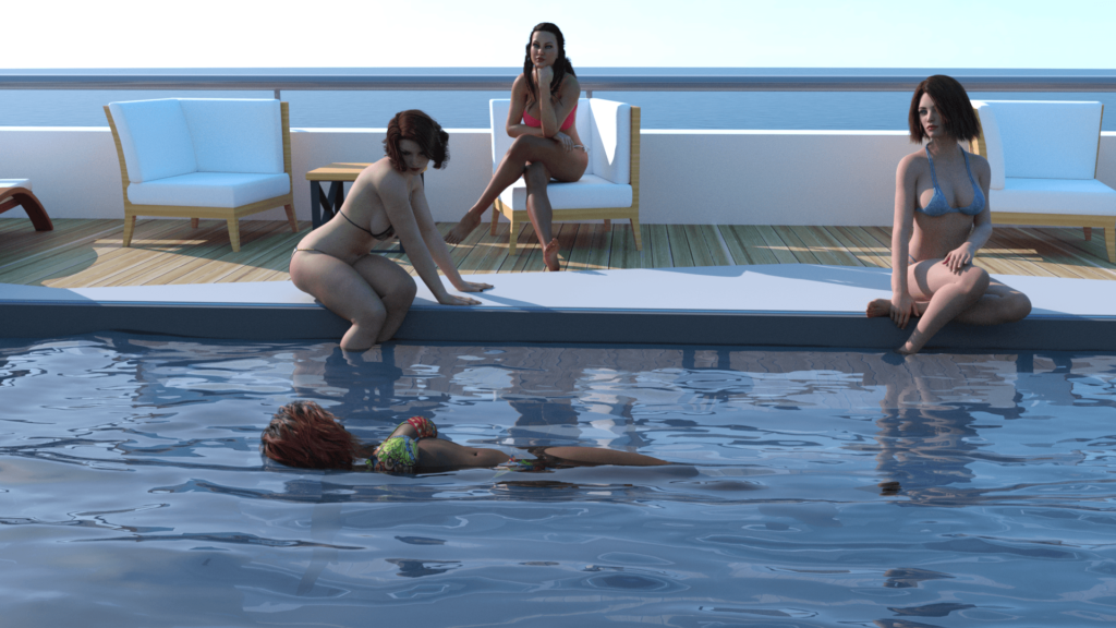 Water World Milf Game 7