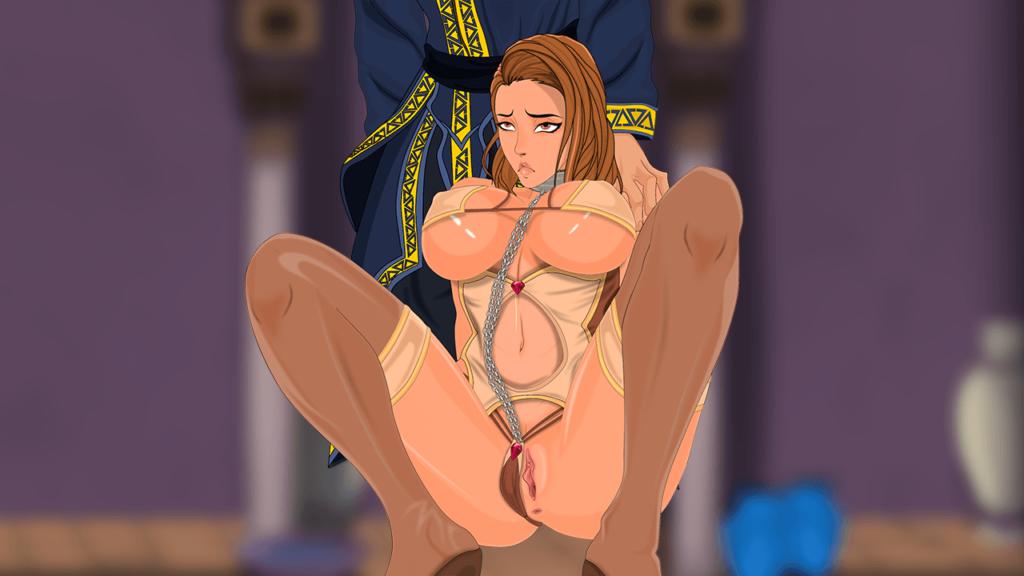Wizards Adventures Sex Game 18