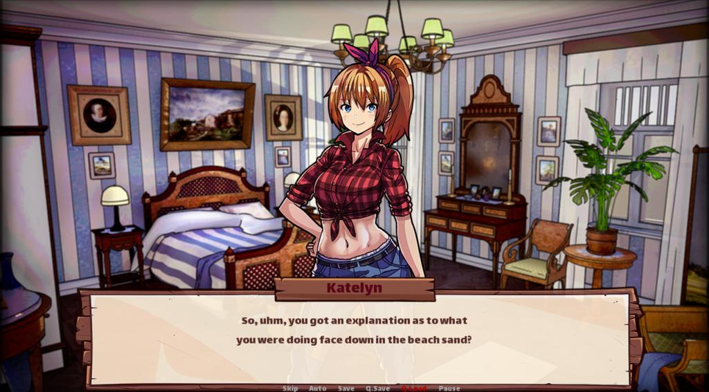 Breeding Farm Porn Game 1