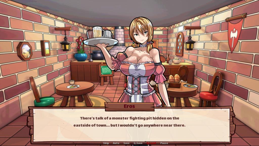 Breeding Farm Porn Game 4