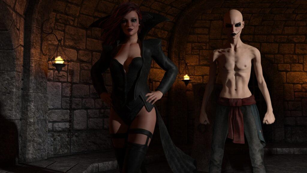 Ataegina Combat Sex Game Porn 1