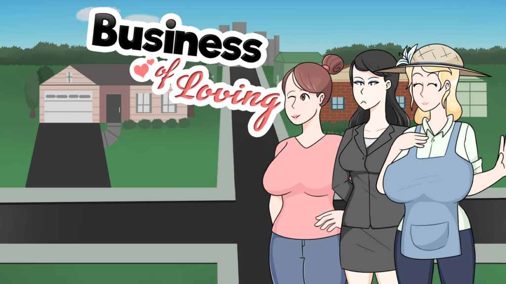 BUSINESS OF LOVING 3D ADULT SEX GAME