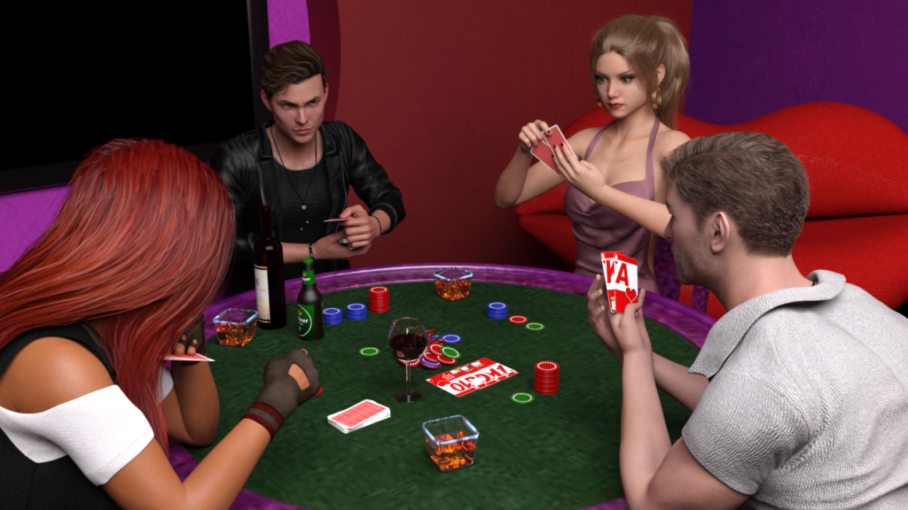 Hot Poker Games Android Day6 Evening Poker Table