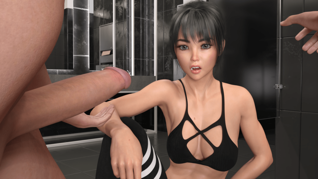 POWER VACUUM 3D ADULT PORN GAME