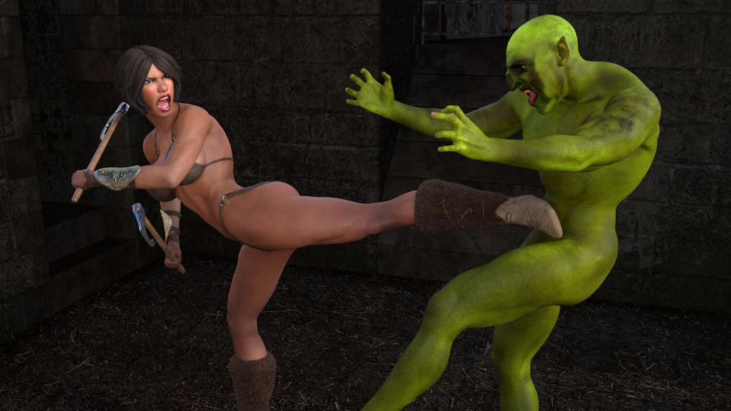 The Last Barbarian 3d Adult Game Free Download 1