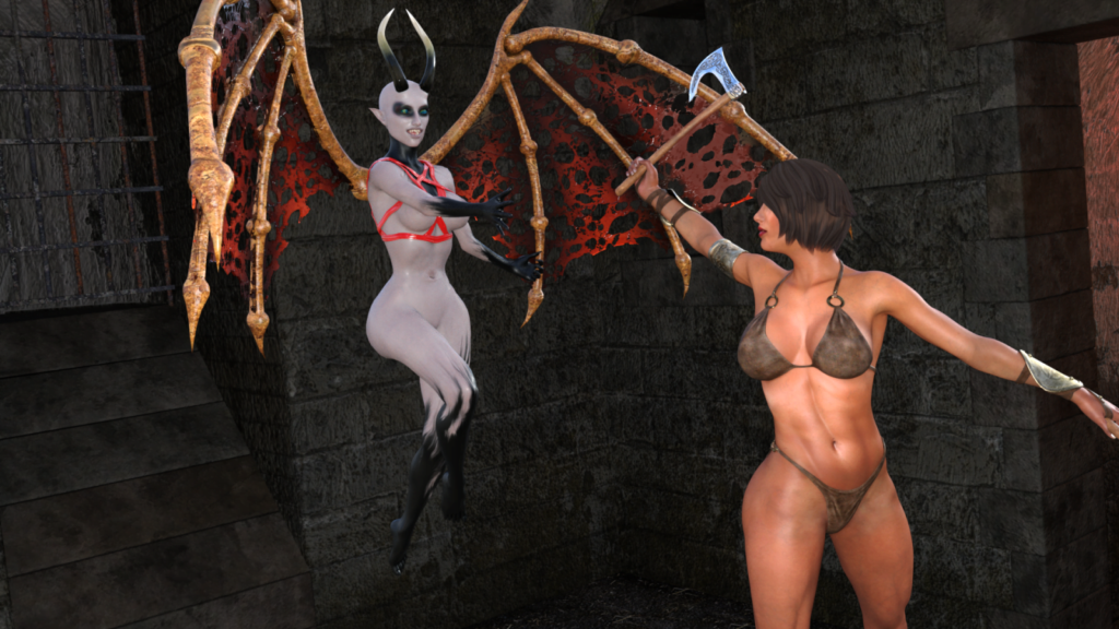 The Last Barbarian 3d Adult Game Free Download 2