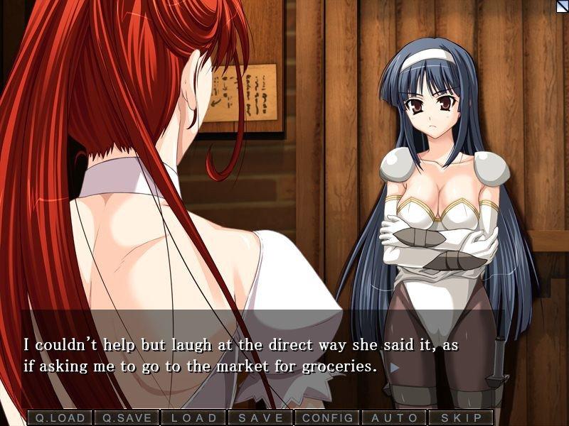 Thief And Sword Hentai Porn Games 3