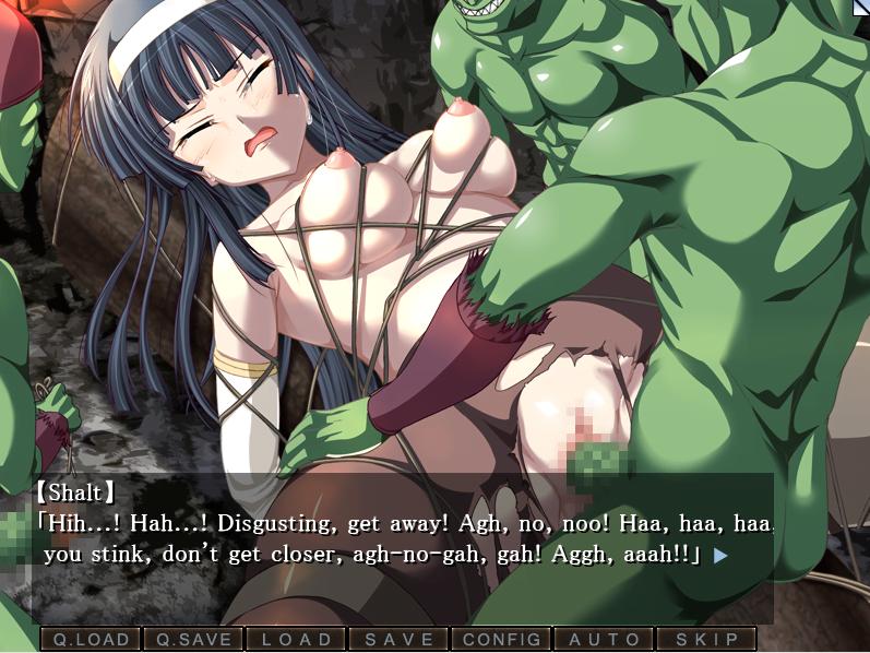 Thief And Sword Hentai Porn Games 4