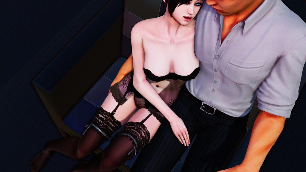 ECCHI SENSEI ANAL SEX GAME