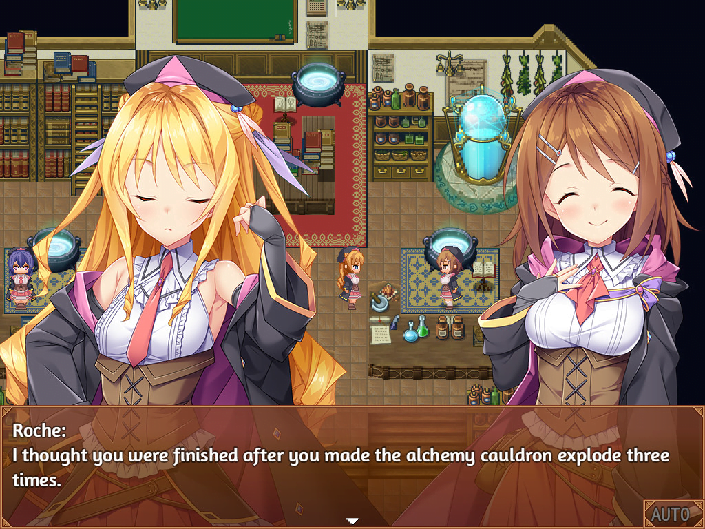 MIRA AND THE MYSTERIES OF ALCHEMY HENTAI SEX GAMES DOWNLOAD