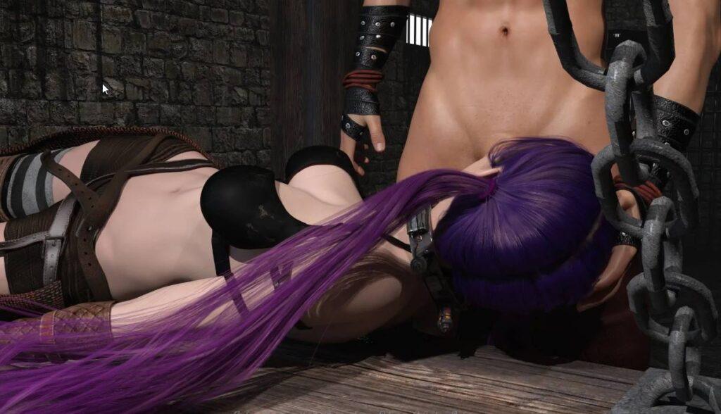 desert stalker harem sex games 3d