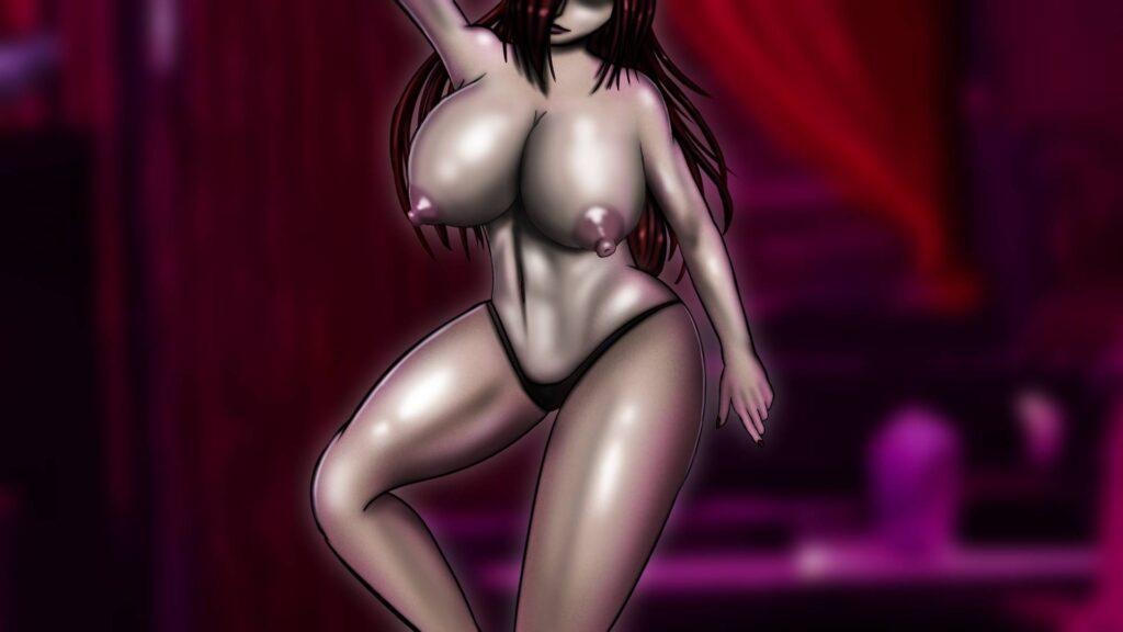 superhuman big breast renpy porn game