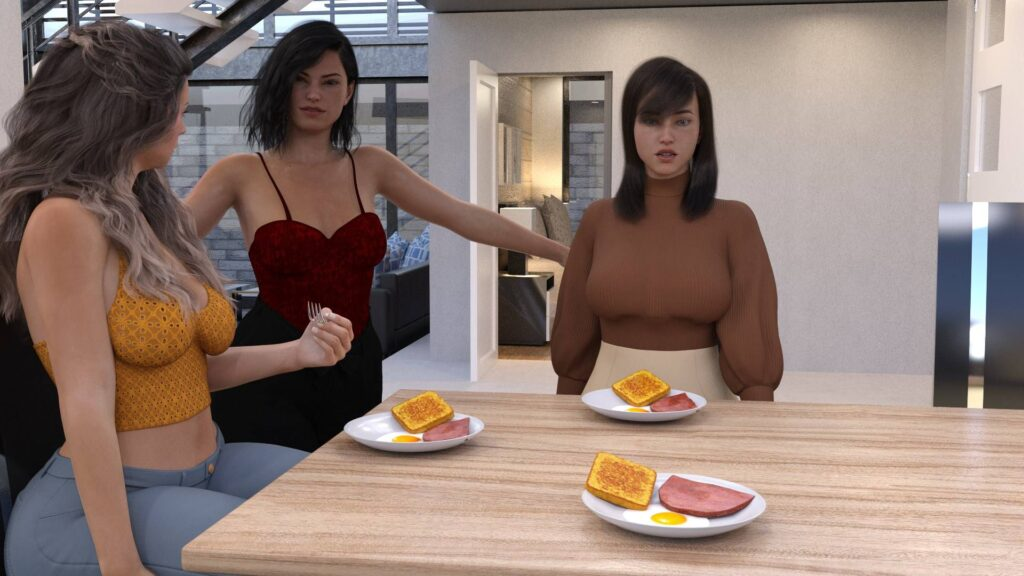 corrupted life animated 3d adult game