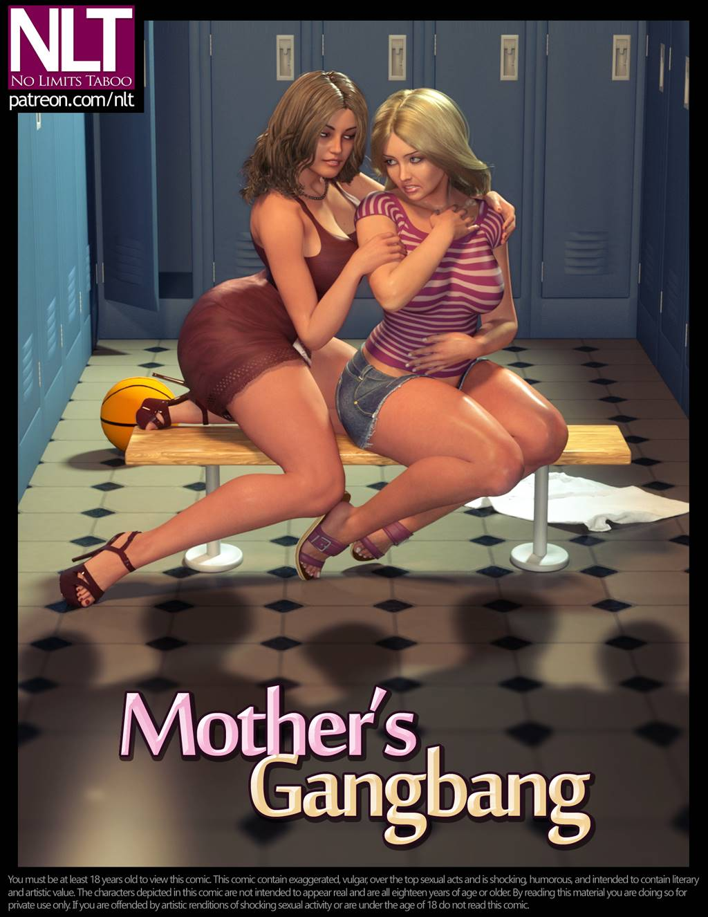 mothers gangbang part 1 00