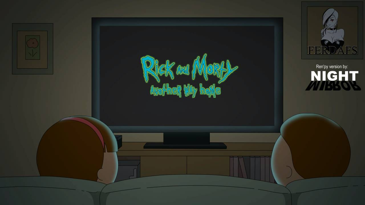 rick and morty another way back home download latest version